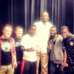 EBC Youth with Jeff Green (of the Boston Celtics)